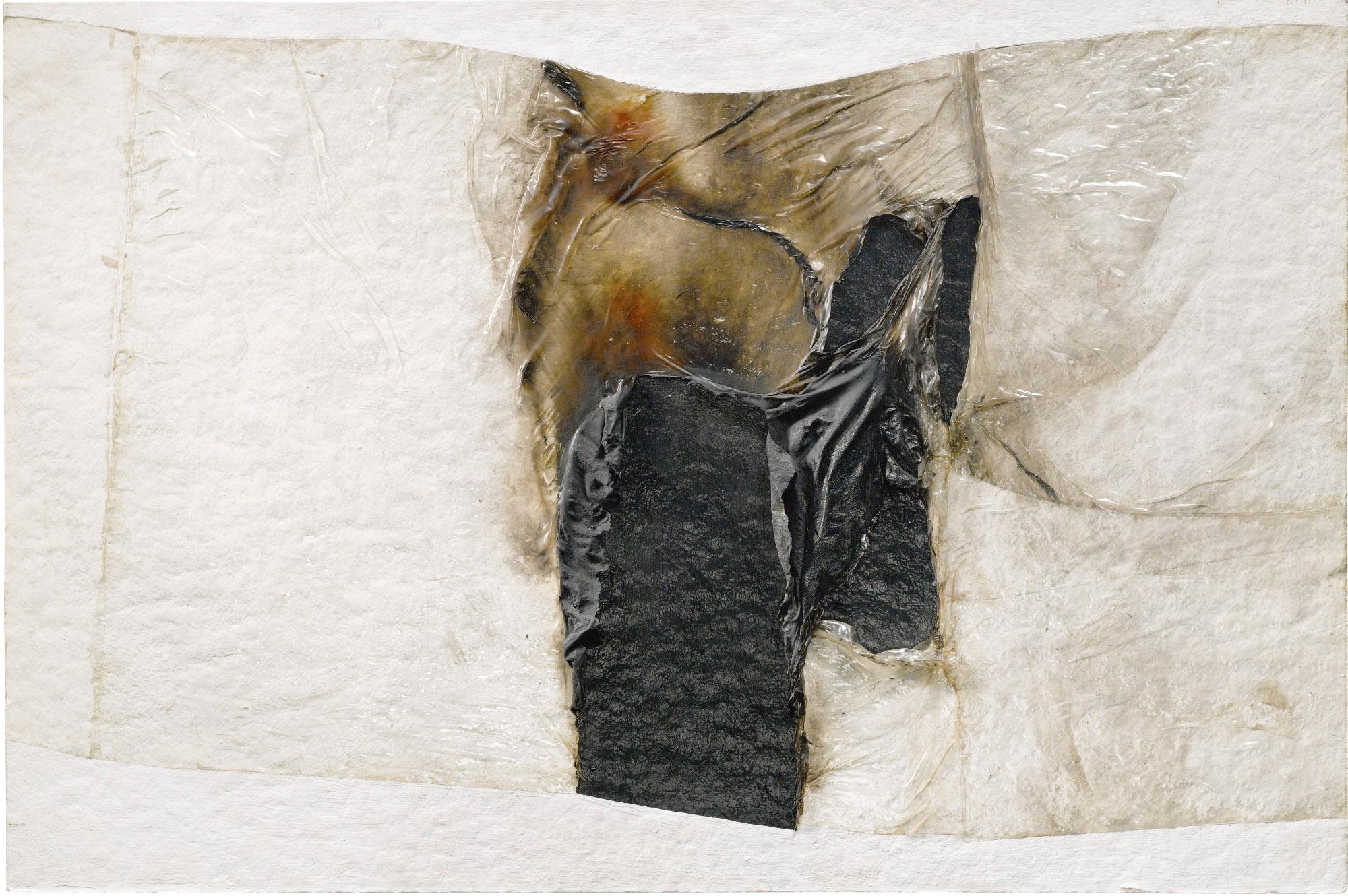 Obras de Alberto Burri Bianco